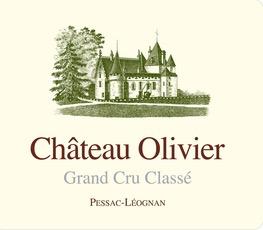 Wine Ch Olivier 2018
