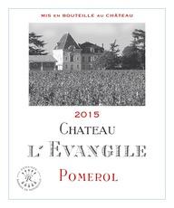 Wine Ch L'Evangile 2018