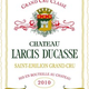 Wine Ch Larcis Ducasse 2018