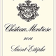Wine Ch Montrose 2018