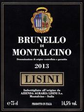 Wine Lisini Brunello di Montalcino 2015