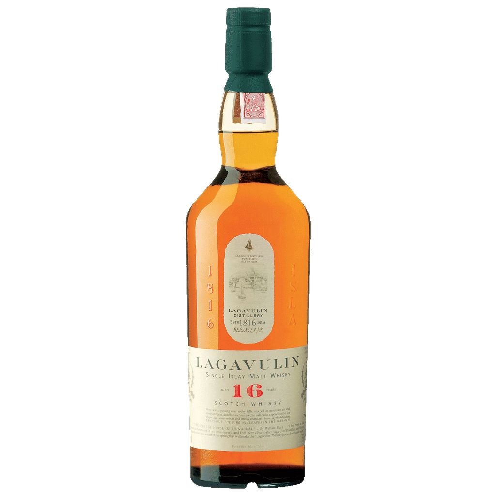 Spirits Lagavulin 16 Year Islay Single Malt Scotch