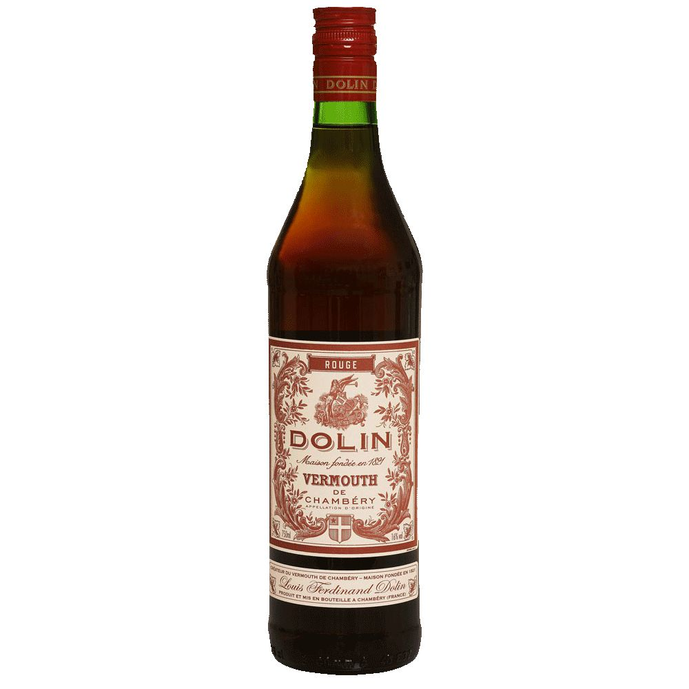 Spirits Dolin Rouge Vermouth De Chambéry