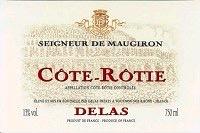 Wine Delas Cote Rotie Seigneur de Maugiron 2010 1.5L