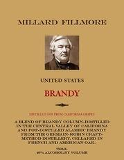 Spirits Germain Robin Millard Fillmore Brandy