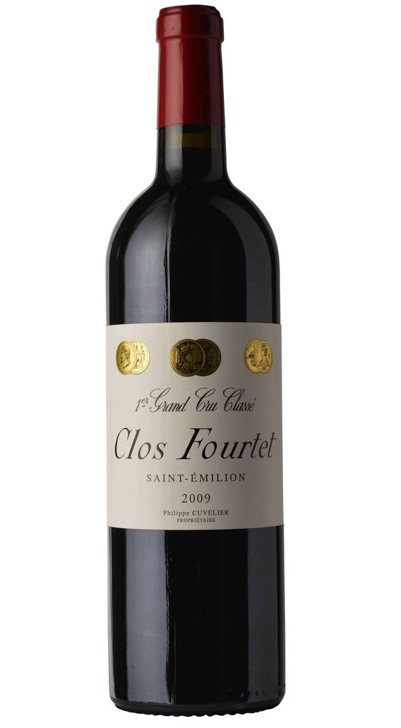 Wine Clos Fourtet 2009