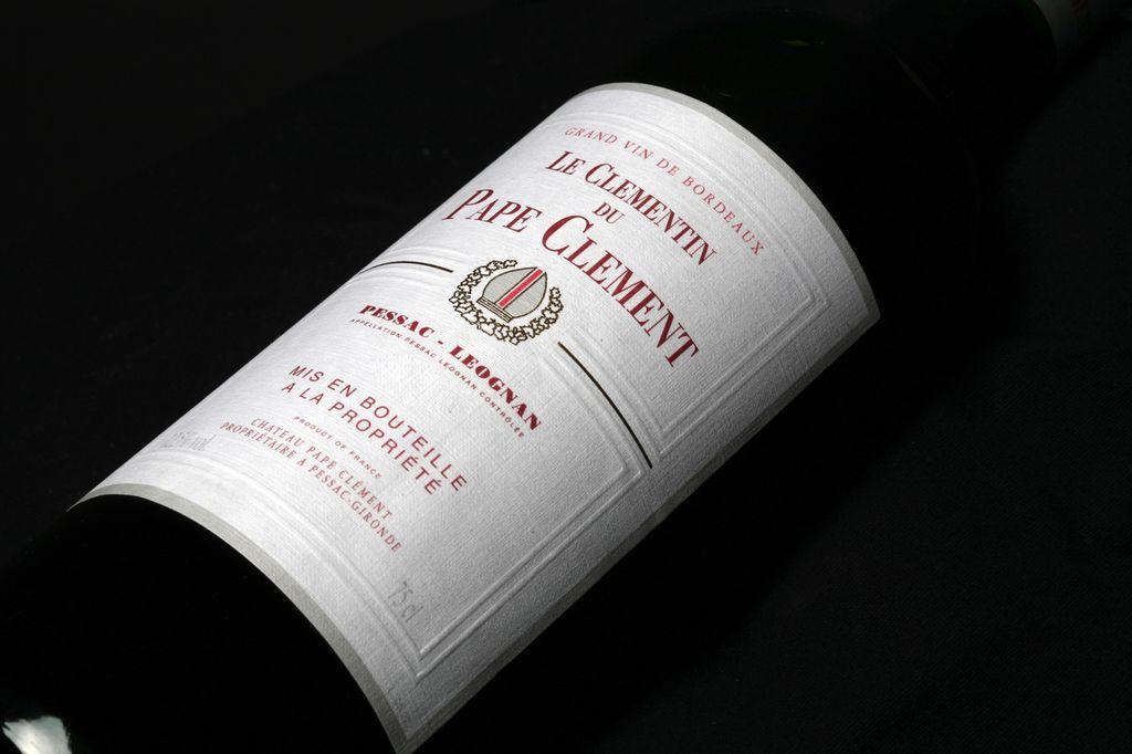 Wine Le Clementin De Pape Clement 2012