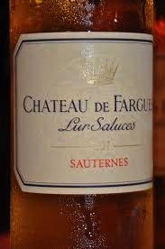 Wine Ch. de Fargues 2005