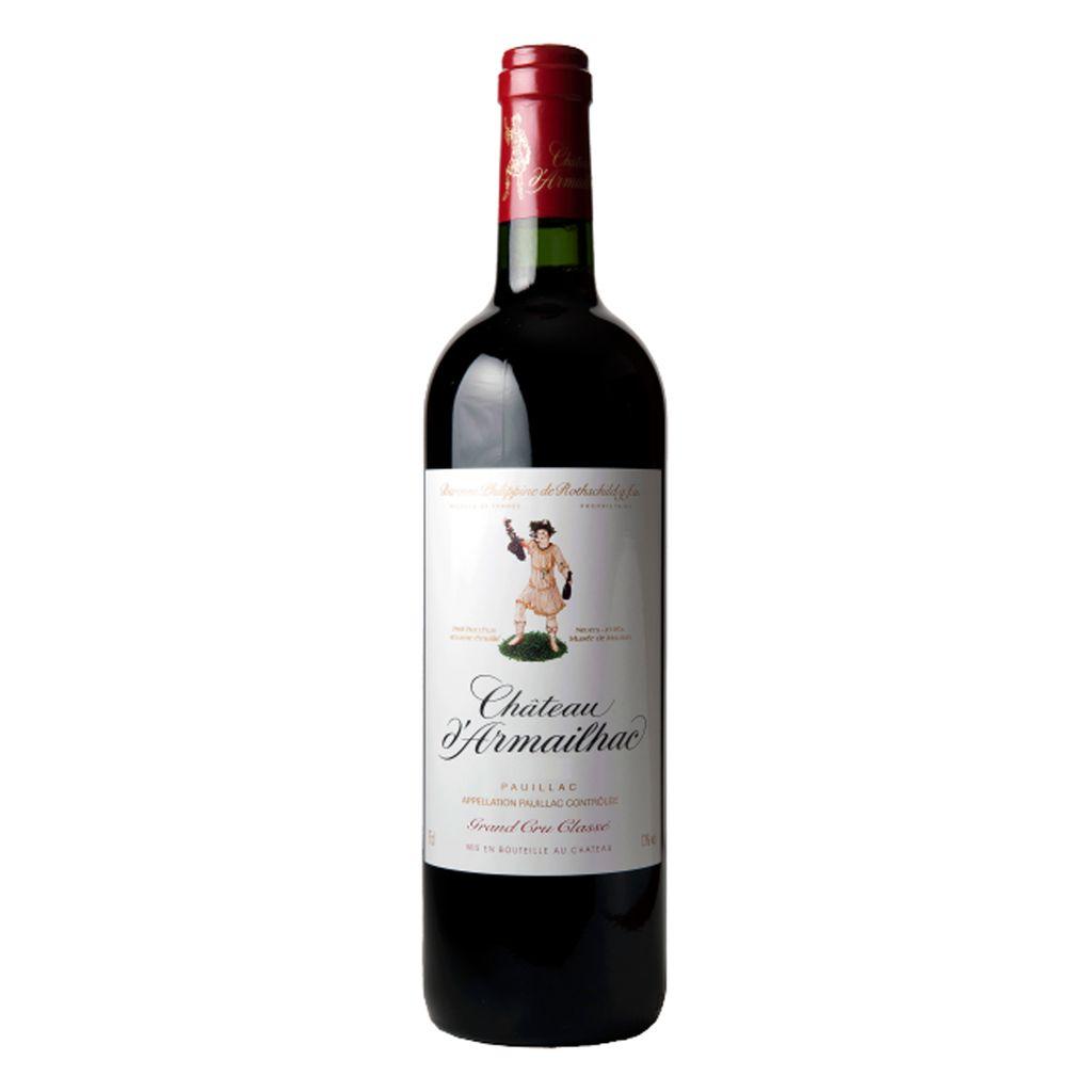 Wine Ch. d'Armailhac 2008