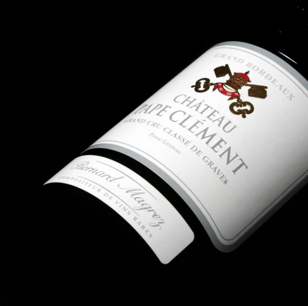 Wine Ch. Pape Clement Rouge 2006