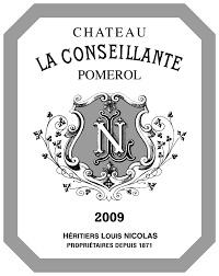 Wine Chateau La Conseillante 2009 3L