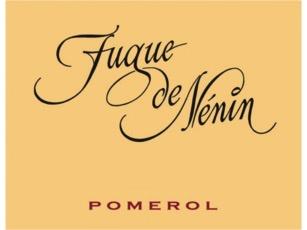 Wine Château Nenin, Fugue de Nénin Pomerol  2014