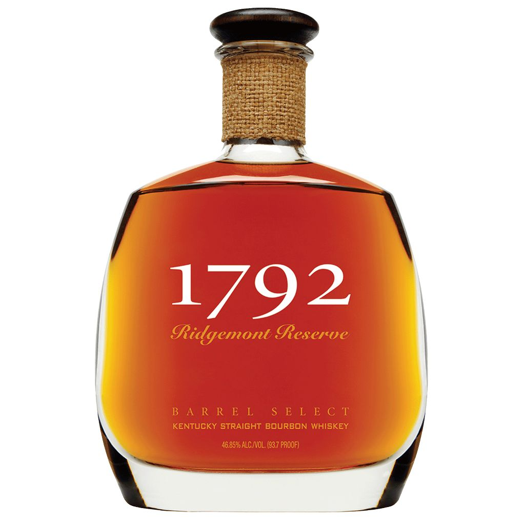 Spirits Ridgemont Reserve Small Batch Bourbon 1792