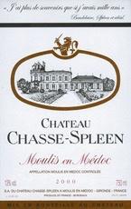 Wine Ch Chasse-Spleen 2012 375ML