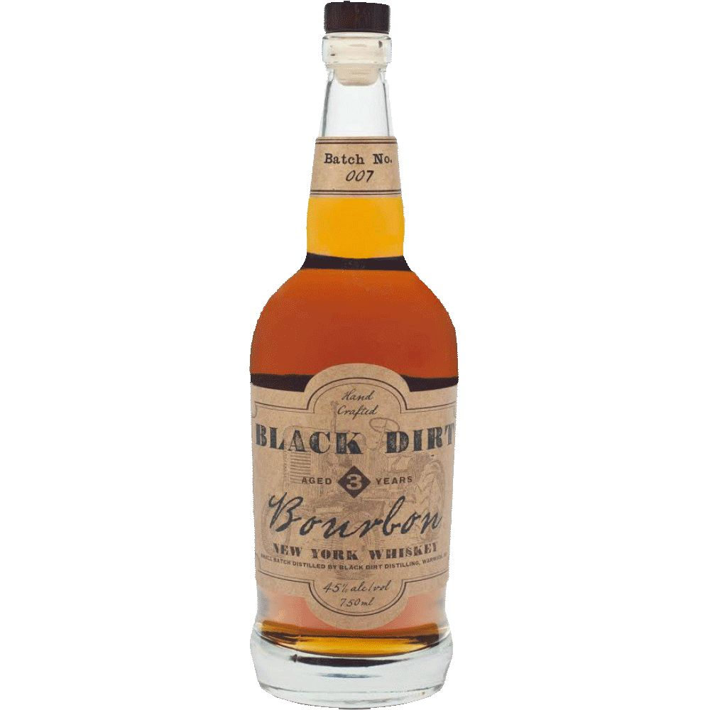 Spirits Black Dirt Bourbon 3 Year