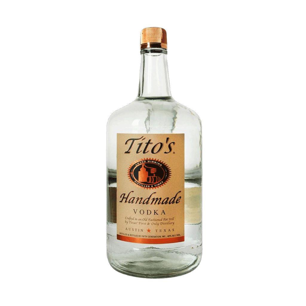 Spirits Tito's Handmade Vodka 1.75L