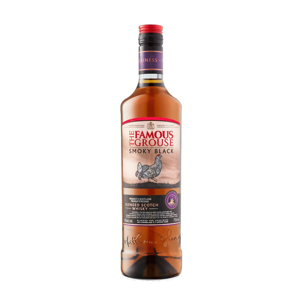 Spirits The Famous Grouse Smoky Black Blended Scotch Whisky