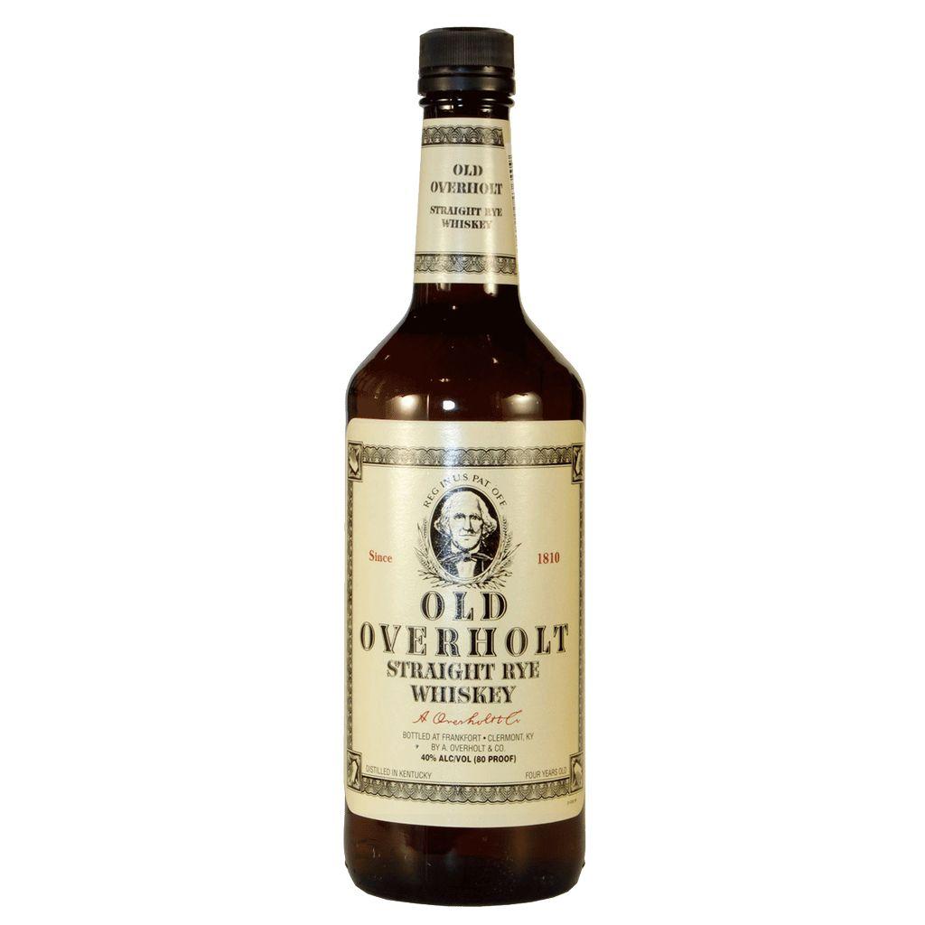 Spirits Old Overholt Rye