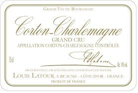 Wine Louis Latour Corton Charlemagne Grand Cru 2014