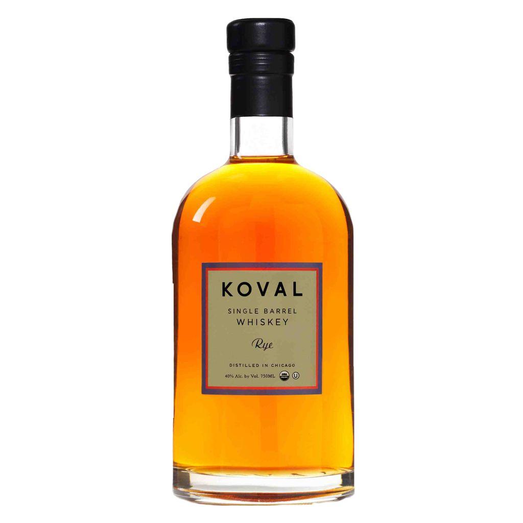 Spirits Koval Single Barrel Rye Whiskey