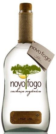 Spirits Novo Fogo Cachaca Silver