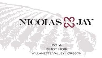 Wine Nicolas Jay Willamette Valley Pinot Noir 2015