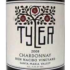 Wine Tyler Chardonnay Bien Nacido 2008 1.5L