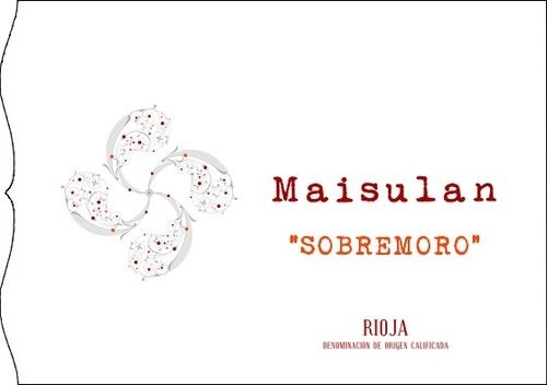 Wine Maisulan Sobremoro Rioja 2012