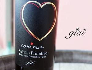 Wine Giai Cori Mia Primitivo Salento