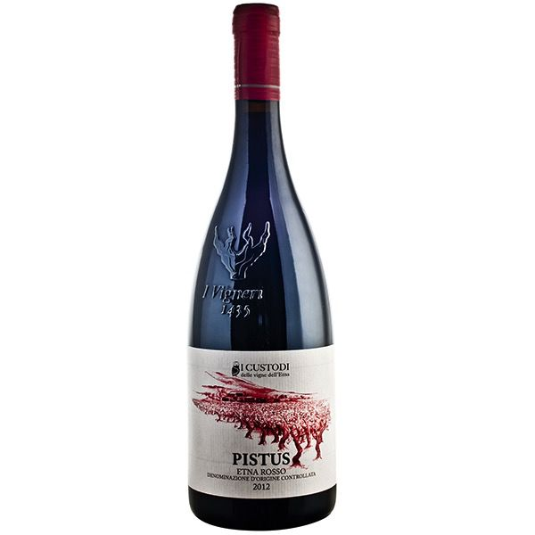 Wine I Custodi Etna Rosso 'Pistus' 2016