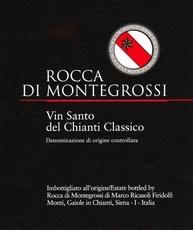 Wine Rocca di Montegrossi Vin Santo del Chianti Classico 2007 375ml