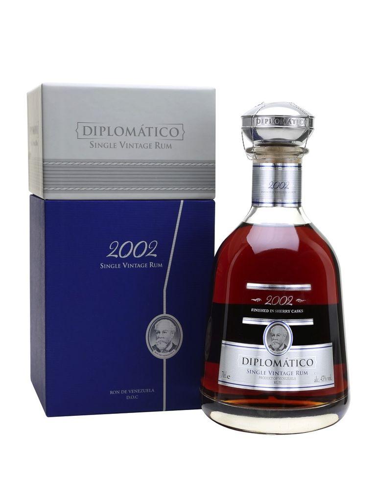 Spirits Diplomatico Single Vintage 2002 Rum
