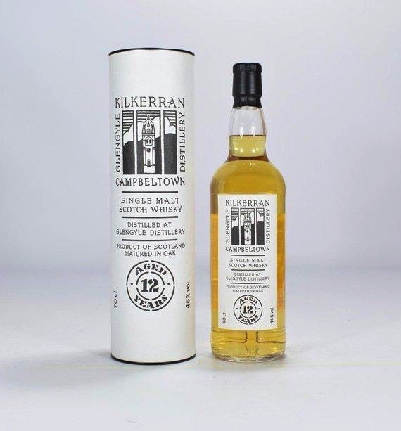Spirits Kilkerran Scotch Single Malt 12 Year