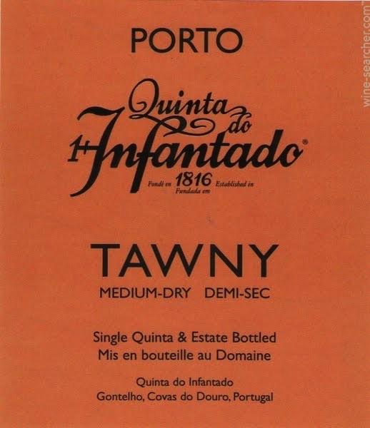 Wine Quinta do Infantado Tawny Port