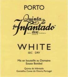 Wine Quinta do Infantado White Port