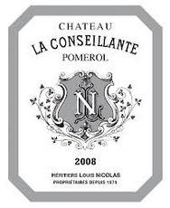Wine Ch. La Conseillante 2007