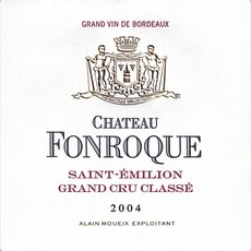 Wine Ch. Fonroque 2011