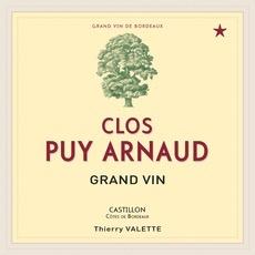 Wine Clos Puy Arnaud (Castillon Cotes De Bordeaux) 2011