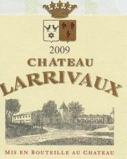 Wine Chateau Larrivaux 2012