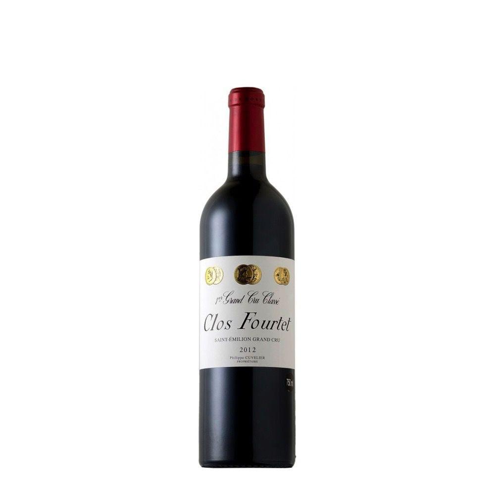 Wine Clos Fourtet 2013