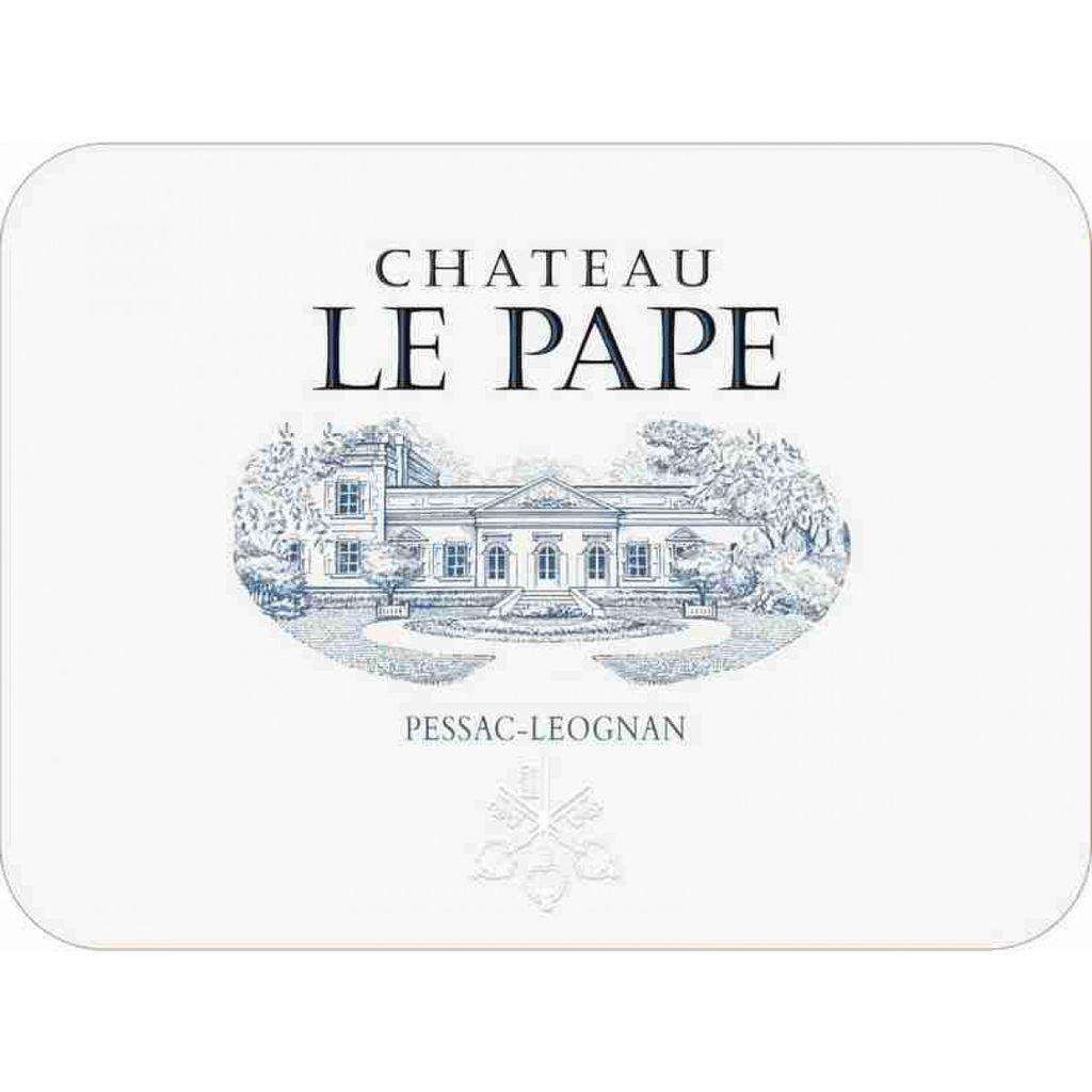 Wine Chateau Le Pape 2012 1.5L