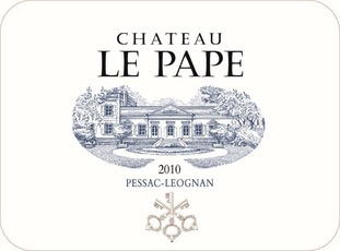 Wine Château Le Pape 2012