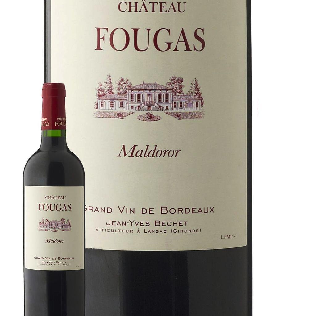 Wine Ch. Fougas Maldoror Cotes de Bourg 2009