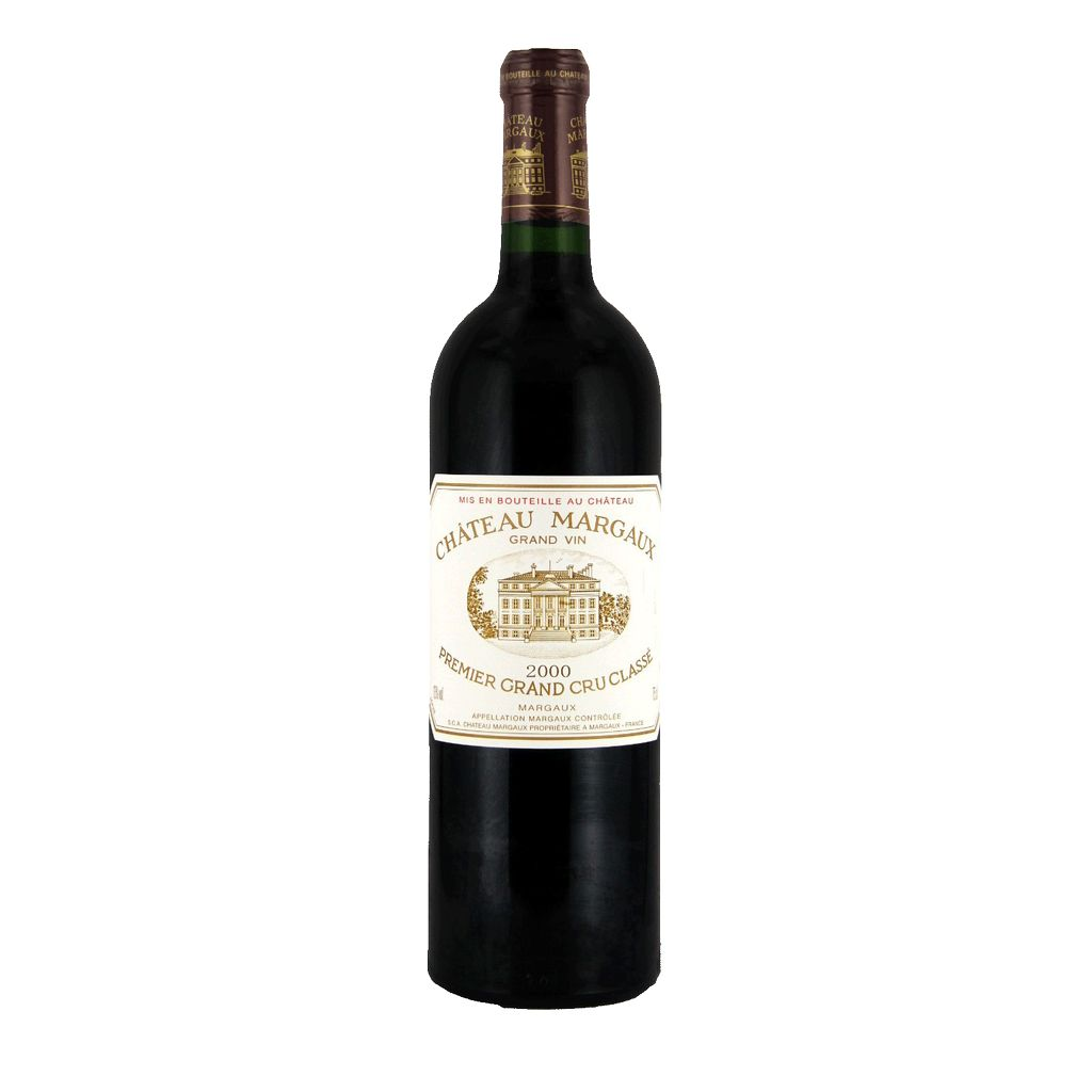 Wine Chateau Margaux 2000