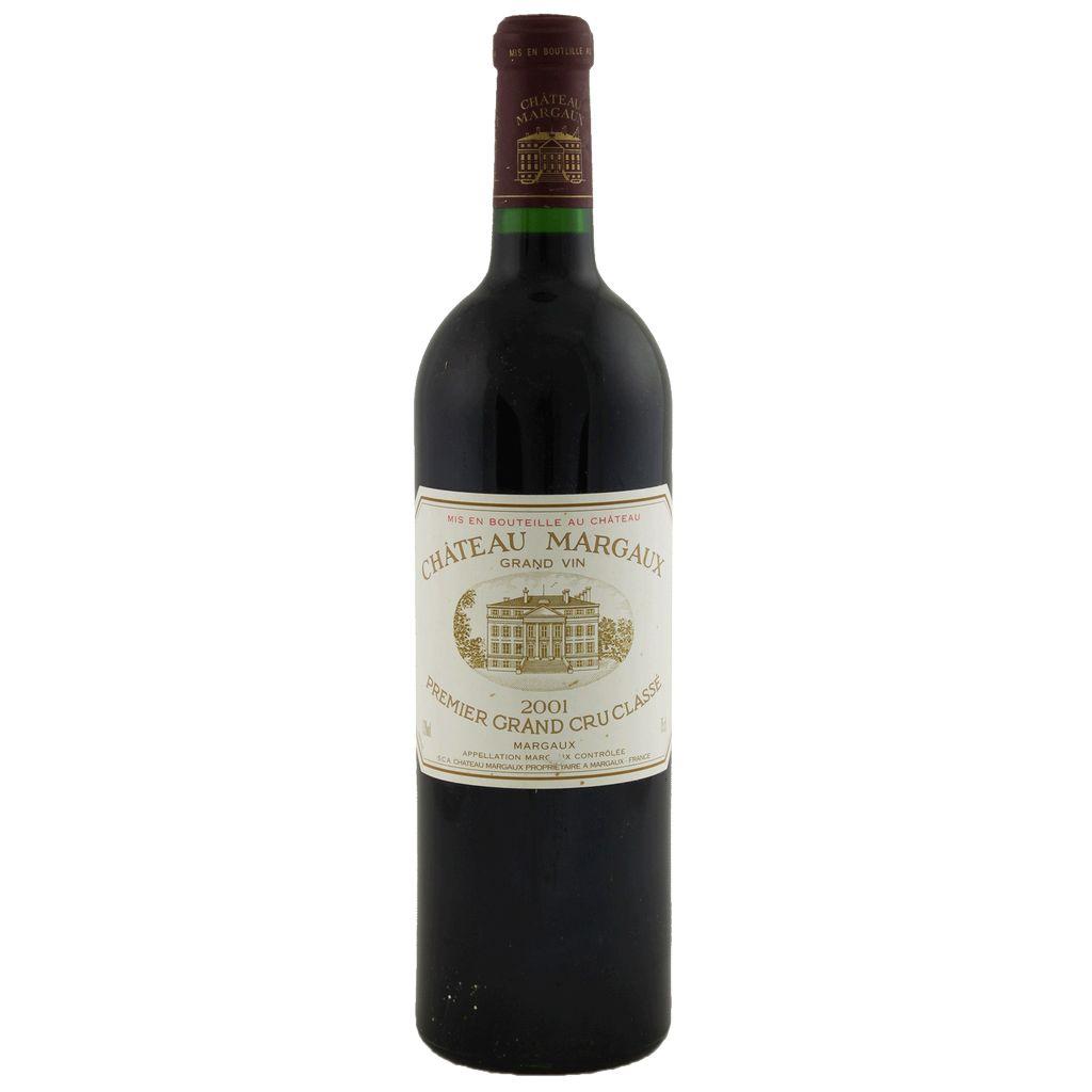Wine Chateau Margaux 2001