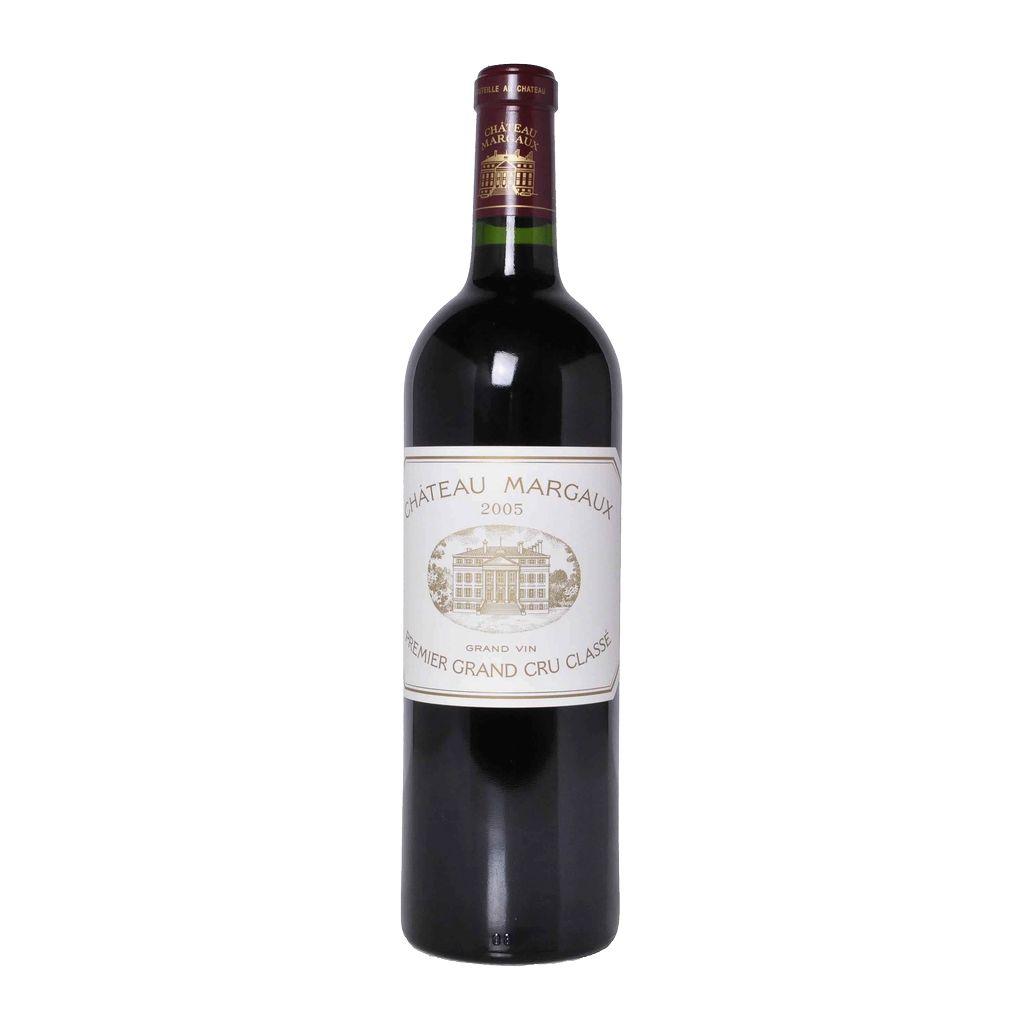 Wine Chateau Margaux 2005