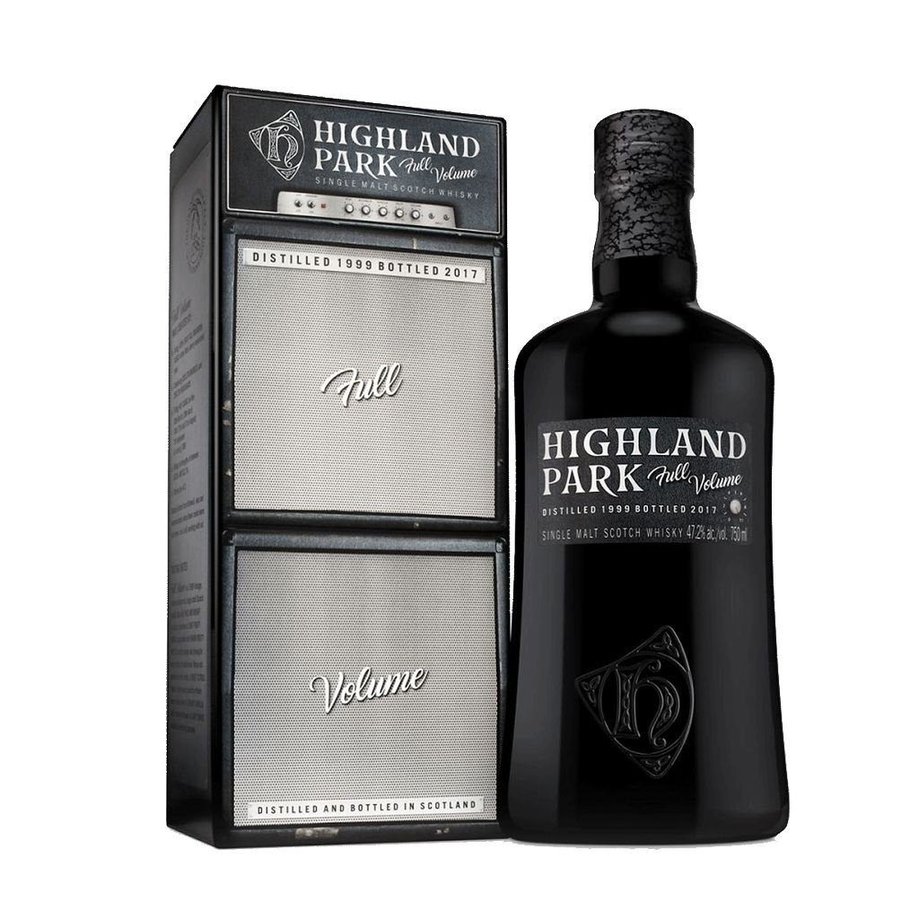 Spirits Highland Park Full Volume Single Malt Scotch