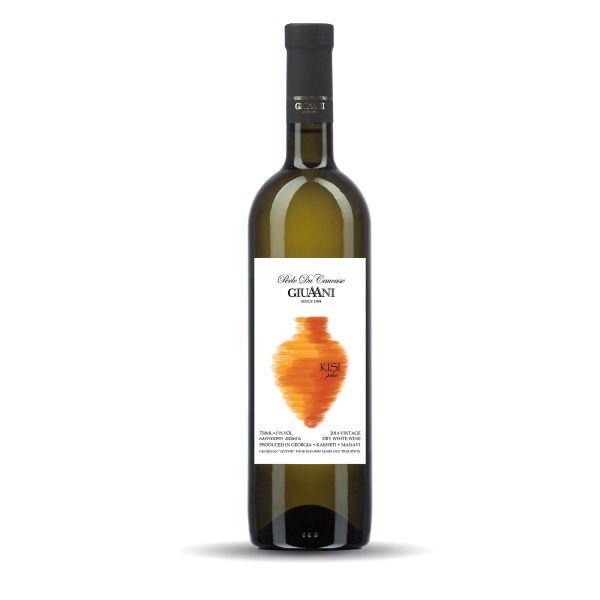 Wine Giuaani Kisi 'Qvevri' 2016