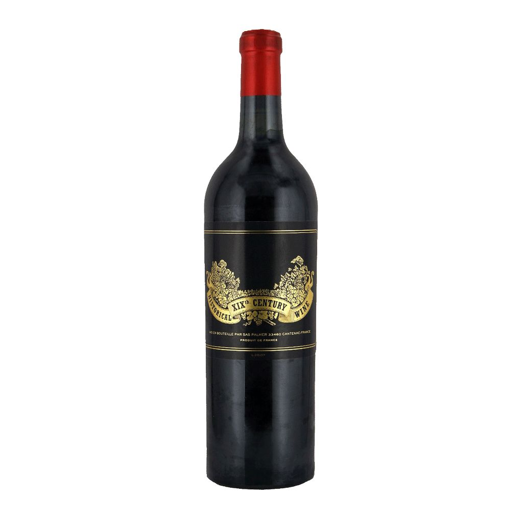 Wine Ch. Palmer Historical XIX Century Wine L.20.07 (Nv)
