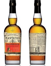 Spirits Plantation Rum Pineapple Stiggin's Fancy 1824 Recipe